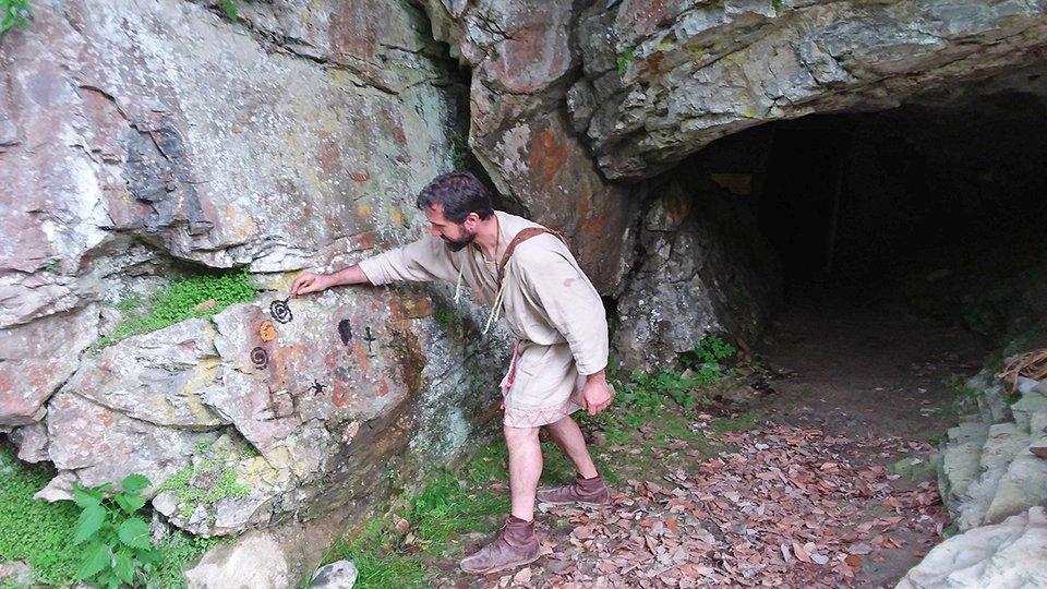 """Apertura delle Grotte del Bandito """"Storie di uomini e orsi"""""""